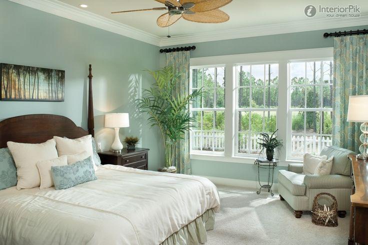 Sea Green Bedroom