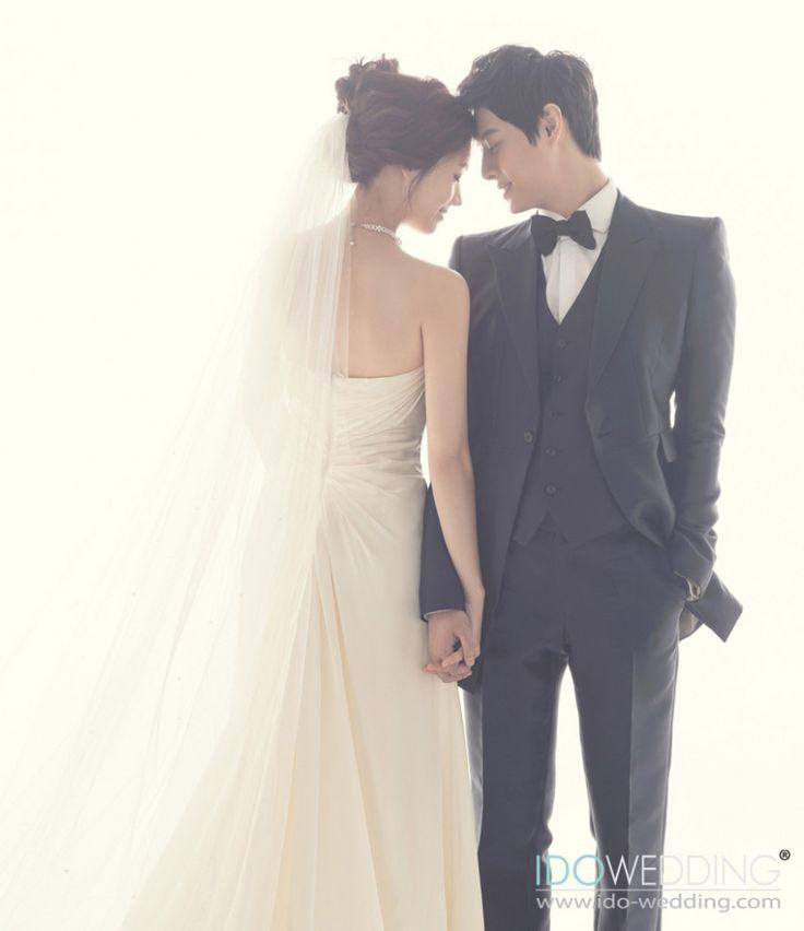 Korean Wedding Photography Photo Ideas