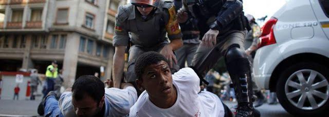 """BLOG ÁLVARO NEVES """"O ETERNO APRENDIZ"""" : ANISTIA INTERNACIONAL APONTA VIOLÊNCIA POLICIAL NO..."""
