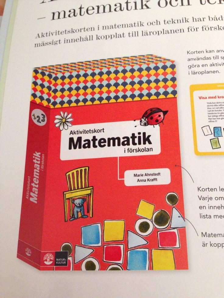 Matematik i förskolan