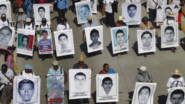 Mexico: Corruption, Civil Society, Monopoly over Violence, State Capacity  Missing Iguala student identified among charred remains in Mexico | World news | The Guardian
