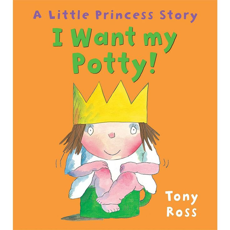 Brolly Sheets Toilet Training Book - 'Nappies are YUUECH!' said the little princess. 'There must be something better!' At first the Little Princess thinks the royal potty is even worse than nappies but she soon learns to love it - even if it isn't always there just when she needs it! Visit our website for more details.