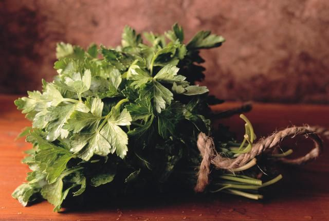Freezing Parsley is easy, and there's more than one way to do it successfully—see how here.