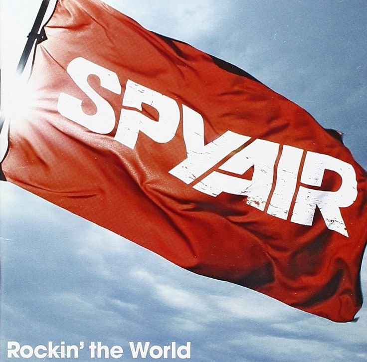 SPYAIR - Rockin the World