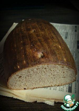 """Хлеб Рижский - (Russian) - Bread """"Riga"""" recipe"""