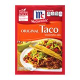 McCormick Taco Seasoning Mix
