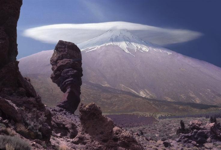 Pico del Teide Cloud, Tenerife