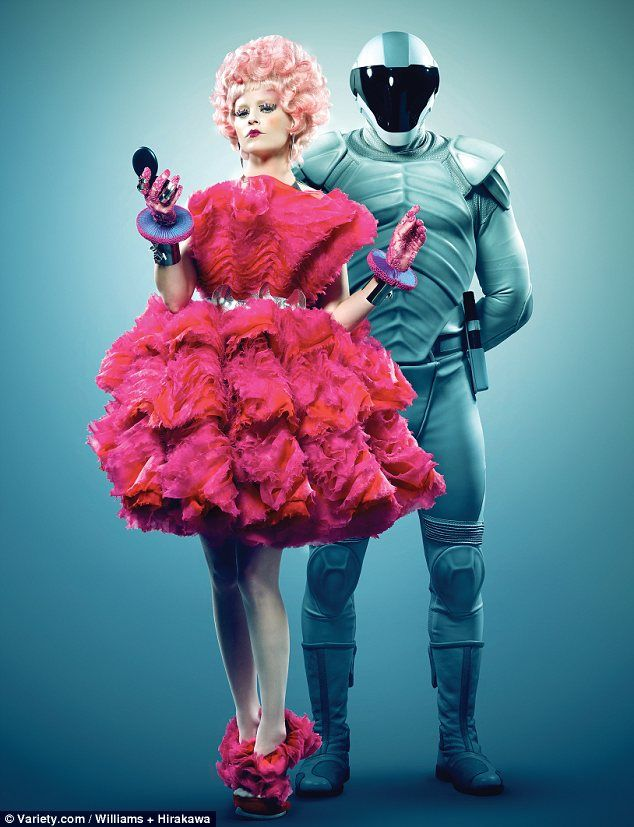 Effie Trinket | Catching Fire | Hunger Games