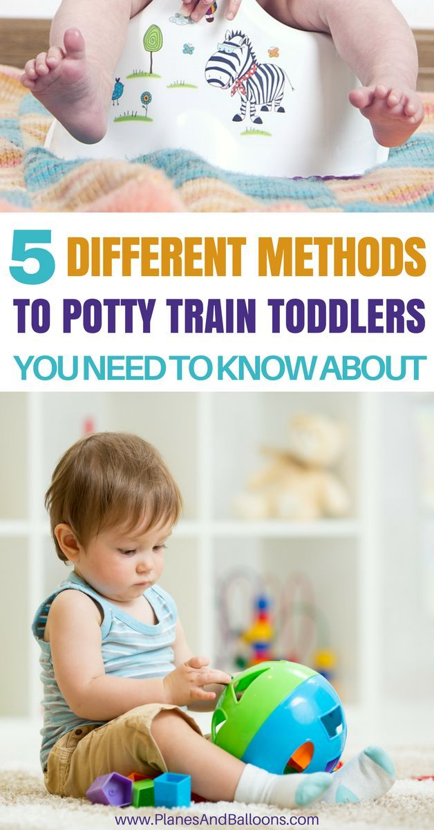 Potty training tips from five different sources. Learn about the best ways to potty train, be it in 3 or 30 days. Choose what suits your lifestyle best!