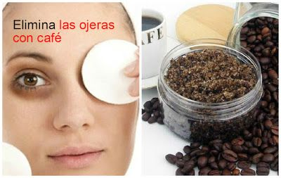 How to eliminate dark circles with coffee ~ Beauty and Hair