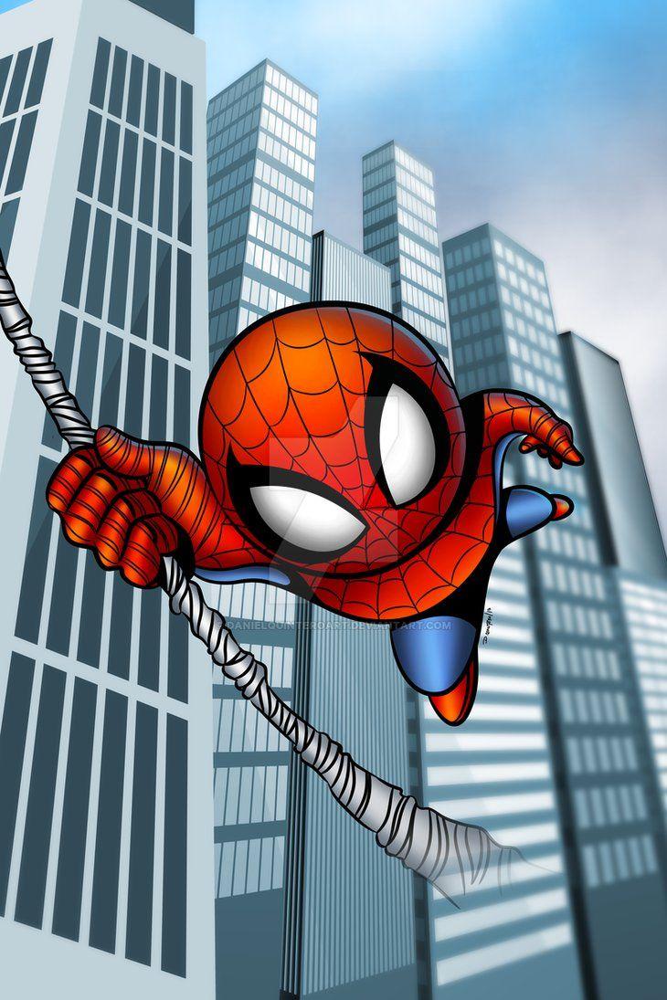 Spiderman /Cartoon  #Art #artes #arts #artwork #artgallery #artist #illustration #illustrations #Comics #comic #marvel #marvelcomics #spiderman #theavengers