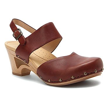 Dansko | Thea- Brown (also available in black): You'll stay