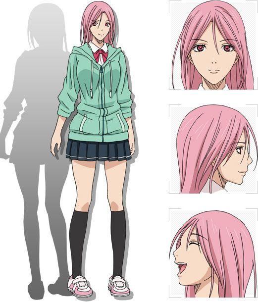 Výsledek obrázku pro Momoi satsuki full body