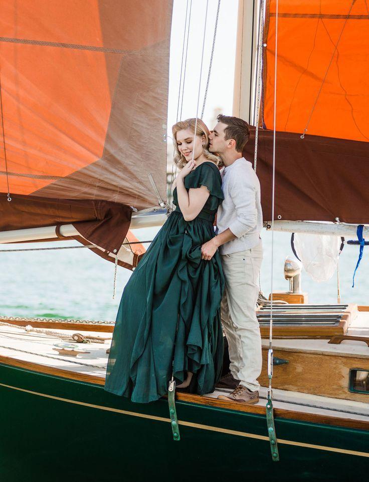 как одеться для фотосессии в лодке воду успешно
