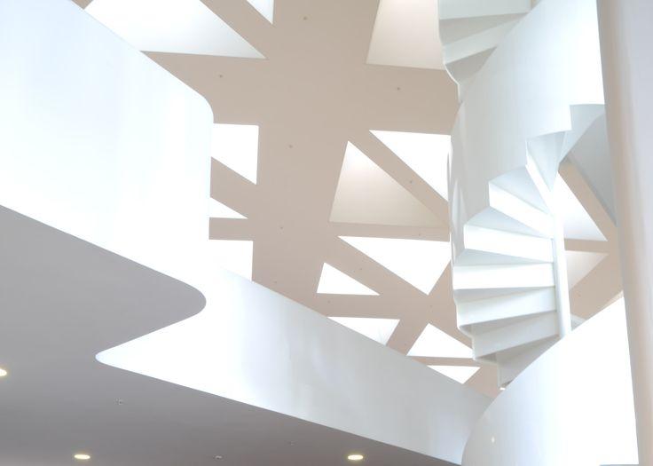 Education Center Erasmus MC Rotterdam By KAAN Architecten