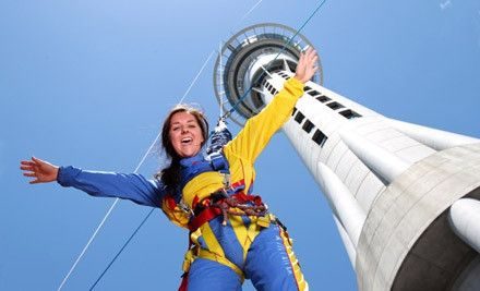 If you're visiting Auckland for the first time, you simply can't leave without jumping off the Sky Tower first. This 192-metre monster is on...