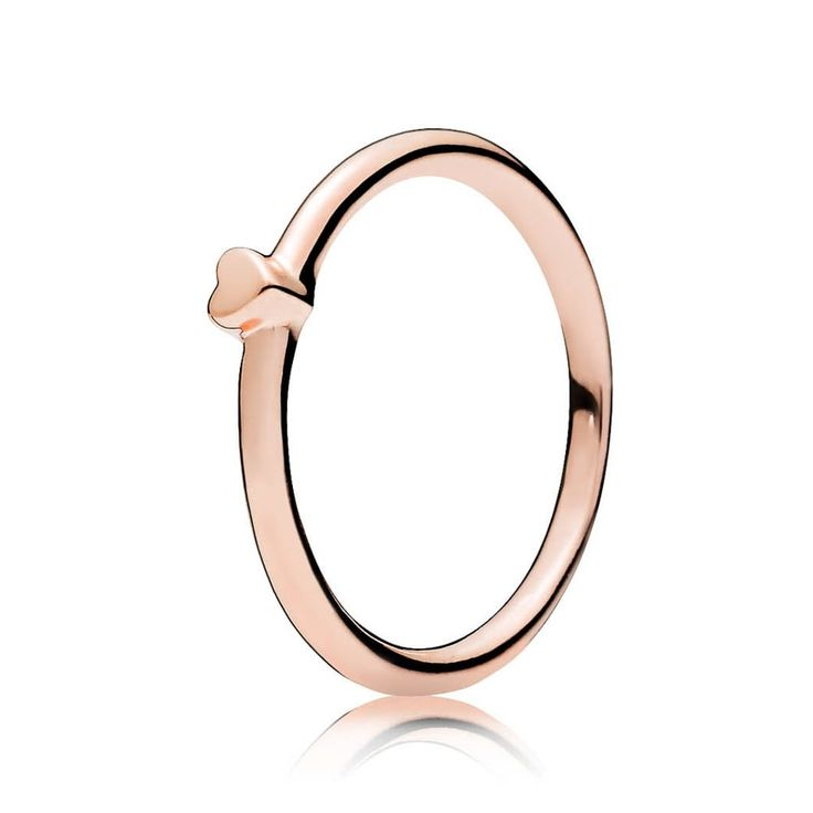 PANDORA Rose Puzzle Heart Ring