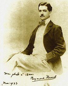 Raymond Roussel (French poet, novelist, playwright)