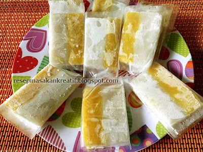 Resep Es Gabus Busa Hunkwe | Resep Masakan Indonesia (Indonesian Food Recipe)
