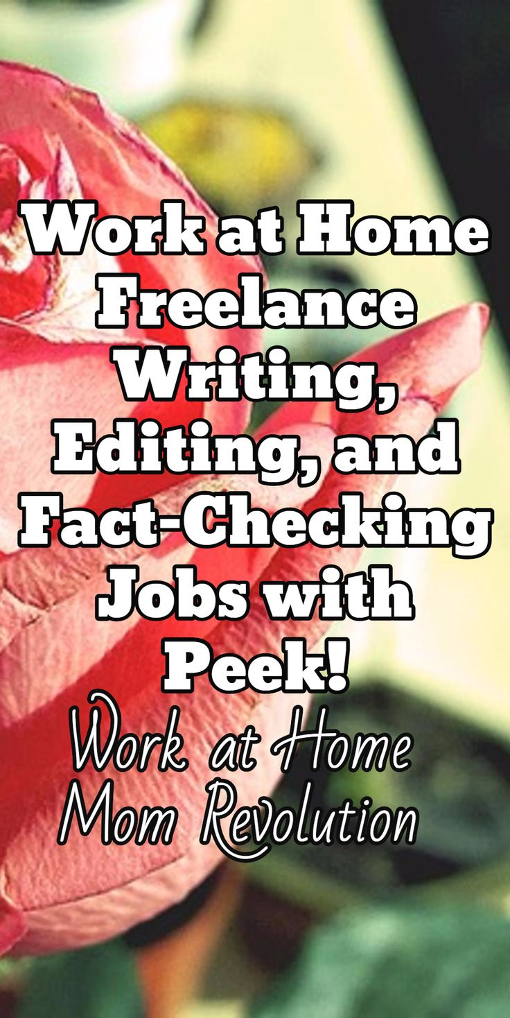 freelance writing editing jobs Writing & editing jobs 4 freelance jobs to view and apply for now with mediabistro.