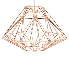 ohwhatsthis|lighting|london copper wire pendant, dreamy, lighting, love, #ohwhatsthis