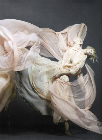 Elena Sudakova for Numero 91, March 2008.  Photographed by Solve Sundsbo and styled by Franck Benhamou.