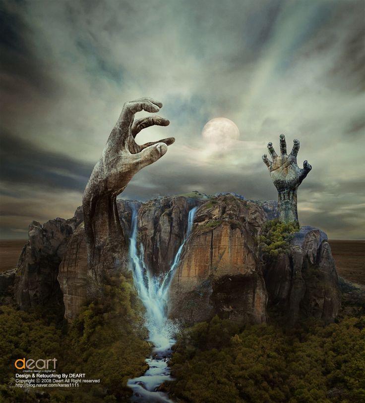 hands mountain : 네이버 블로그