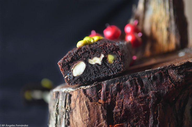 Pastelitos de chocolate,Guinness y Amarula