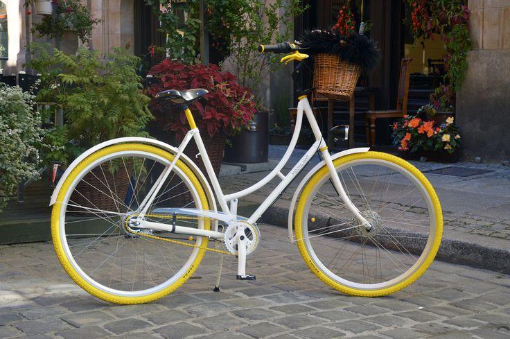 Moonlight City Bike 8 gears by BikesBazaar on Etsy