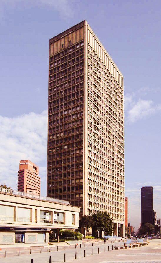 Ed. Bavaria, Centro Internacional, Bogotá D.C.