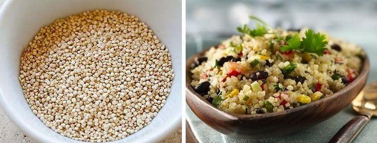 ¿Por qué se recomienda la quinoa en dietas reductoras y para diabéticos? - Vida Lúcida
