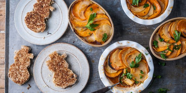 Lancastrian chef Lisa Allen gives the region's favourite dish a vegetarian makeover in this hotpot recipe, serving with snowman toasties for a perfect veggie winter warmer