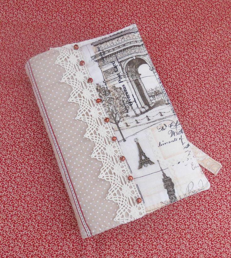 Book Cover - Paris