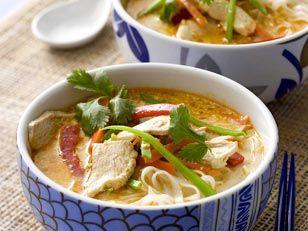 Chicken laksa - Yahoo! New Zealand Food