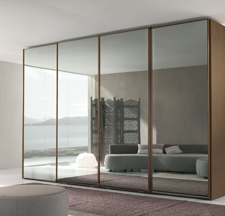Alternatives To Doors Interiors: Best 25+ Mirrored Bifold Closet Doors Ideas Only On