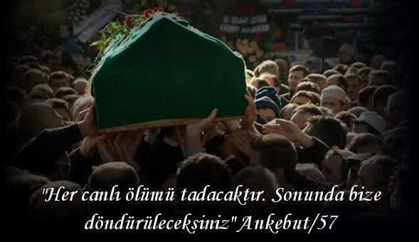 Cenaze İlanları (Aralık 2014)