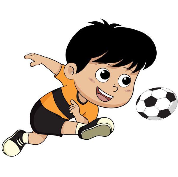 Gratis Eps Fil Tecknad Unge Med Fotboll Vektorer 08 Ladda Ner Namn Cartoon Unge Med Fotboll Vektorer 08 Filer Kalla Ga Cartoon Kids Football Kids Kids Soccer