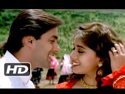 Mausam Ka Jadoo - Bollywood Romantic Song - Hum Aapke Hain Koun - Salman Khan & Madhuri Dixit - YouTube