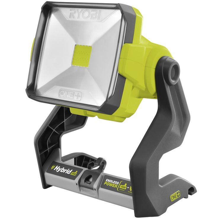 Ryobi One+ 18V LED Hybrid Worklight