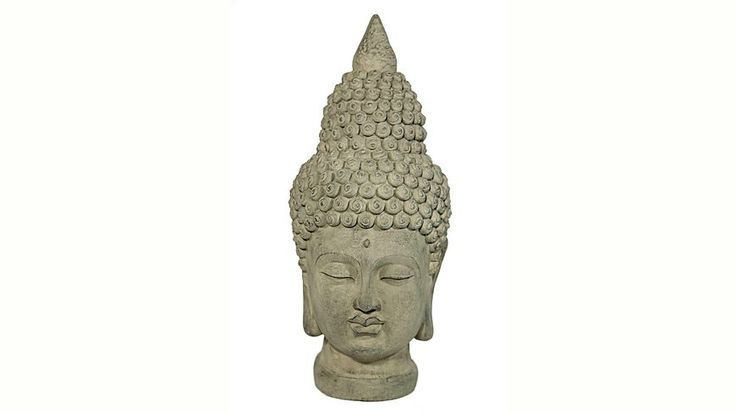 Home affaire Dekofigur »Buddha-Kopf« Jetzt bestellen unter: https://moebel.ladendirekt.de/dekoration/figuren-und-skulpturen/figuren/?uid=1ffc713a-1d32-5ce9-8c79-18a260699e6a&utm_source=pinterest&utm_medium=pin&utm_campaign=boards #figuren #skulpturen #dekoration