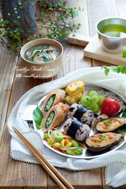 残り物ランチプレート。 あ~るママオフィシャルブログ「毎日がお弁当日和♪」Powered by Ameba