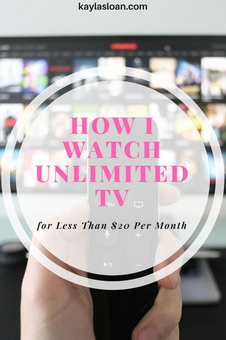 You don't have to pay for expensive cable TV in order to watch your favorite shows. These alternatives will let you watch TV without cable and save big money!