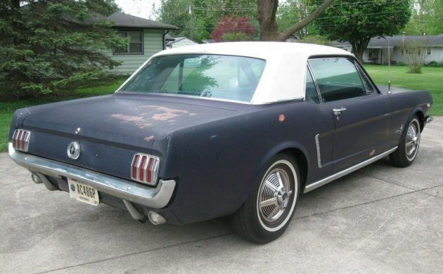 K Code Project 1965 Ford Mustang In 2020 Ford Mustang Mustang Ford