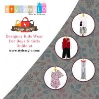India's most popular and preferred online store for Kids – Stylemylo.com starts its venture with new kids clothes, accessories and Room decor products all under one roof. The online store is an all in one portal for all the fashion needs of your little ones. It's a complete store with kid's wear of all types from traditional to party wear to casual wears for both boys and girls. - See more at…