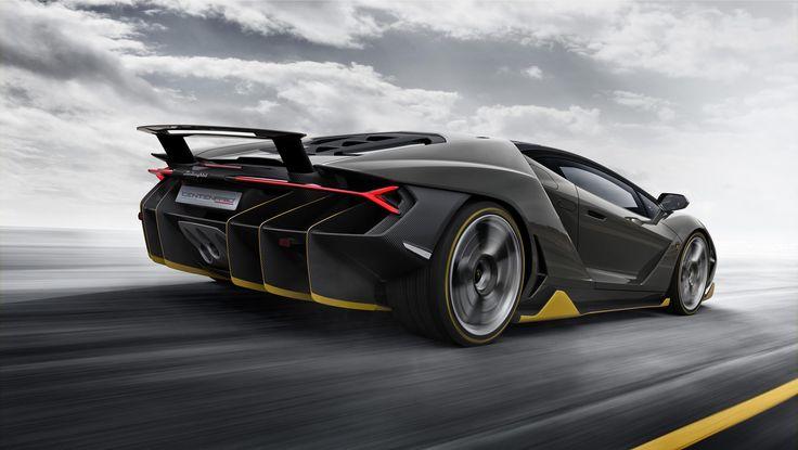 2016 Lamborghini Centenario #2016MY #Lamborghini #Lamborghini_Centenario #Segment_S #Geneva_2016 #Italian_brands