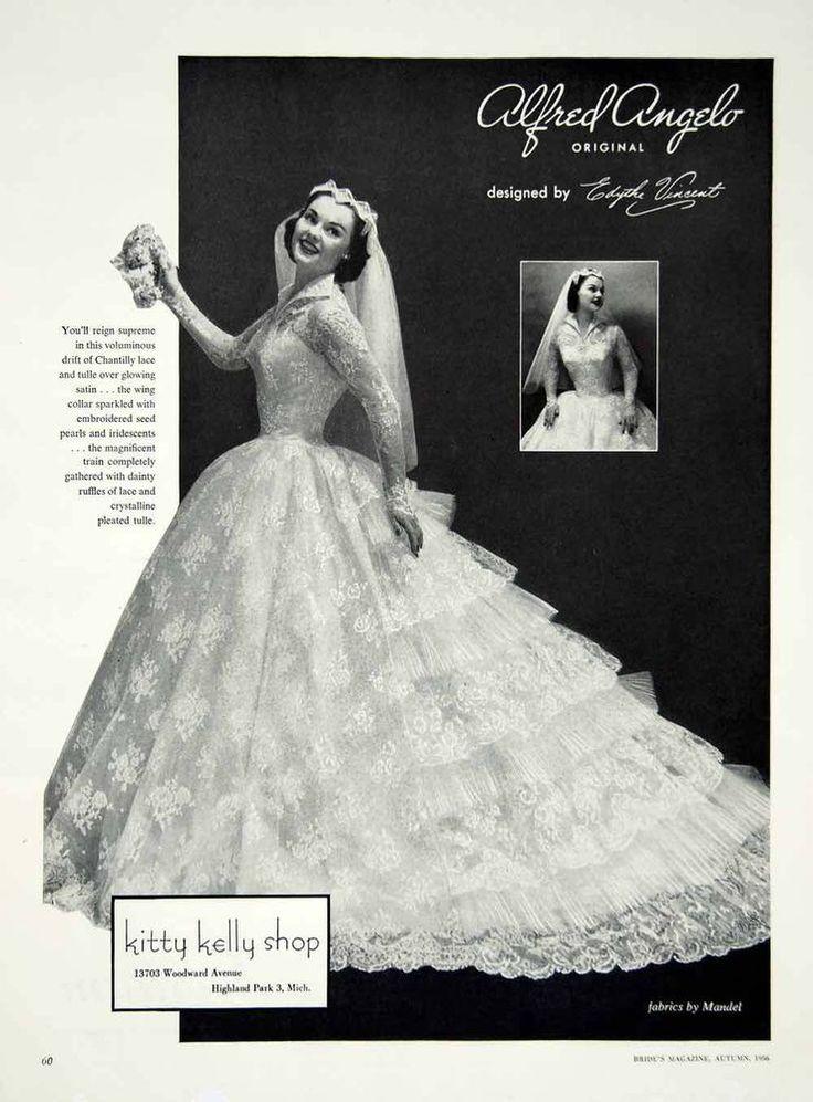 72 best Vintage Hochzeitskleid images on Pinterest | Wedding ideas ...