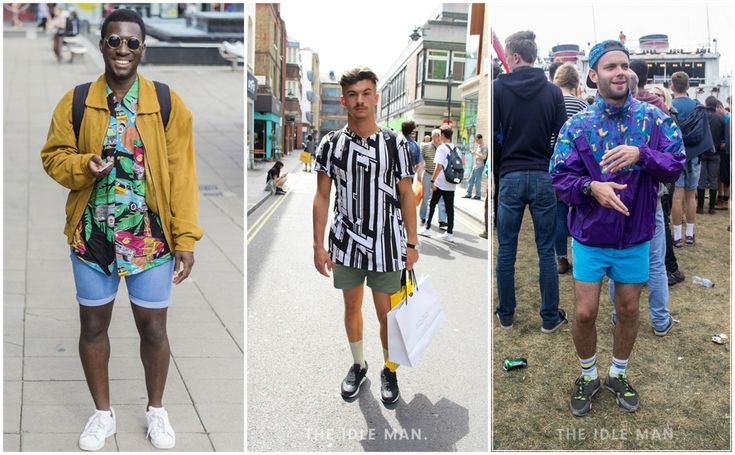 Mens 80s fashion street style