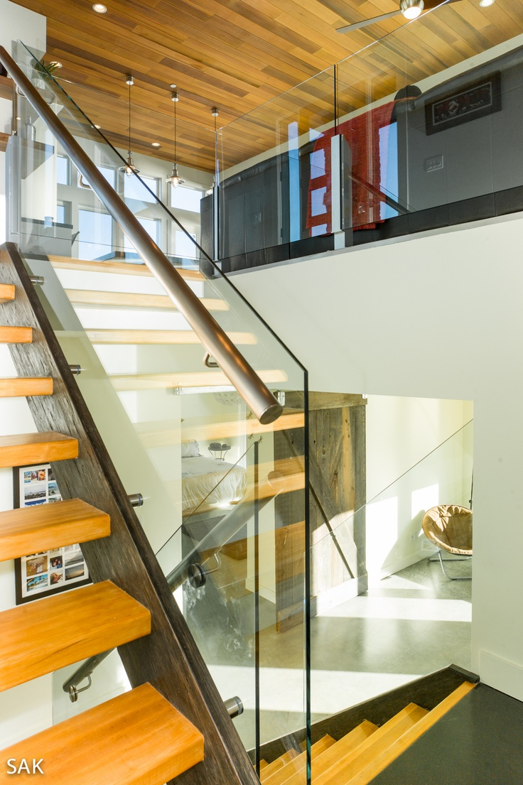 #Modern #Sunterra #NewHouse #Houses #Interiors #woodceilings #Glass #Dreamhouse #Modernhouse #Stairs