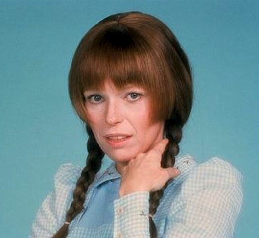 Louise Lasser   Mary Hartman, Mary Hartman,  NEVER missed one episode