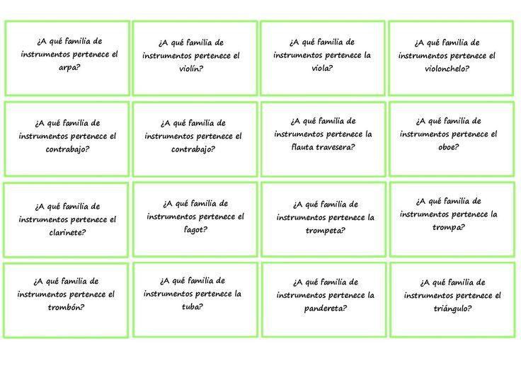 PREGUNTAS DE HISTORIA DE LA MÚSICA (ejemplos) Dispones de una plantilla en blanco para elaborar tus preguntas de historia. ...